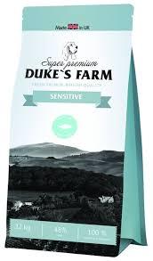 Корм для собак <b>DUKE'S</b> FARM лосось 12 кг — купить по выгодной ...