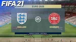 England vs. Denmark - EURO 2020 ...