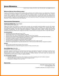 13 Medical Sales Resumes Mla Cover Page