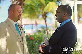Ashley Hillis and Ray Strutton - Married in Jamaica!   Wedding   Blog    Julie Roberts Photography