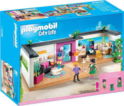 Playmobil City Life Guest Suite Bausatz Mehrfarben 4 Jahre Mädchen 10 Jahre 32 Cm