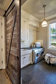 Laundry Room: Beautiful Rustic Laundry Room Decorations - Laundry Rooms