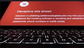 chrome phishing