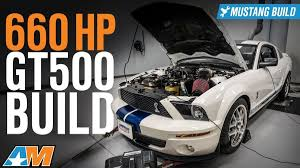 660hp 2008 Shelby Gt500 Whipple Supercharger Build Shelby Gt500 Ford Mustang Shelby Gt500 Ford Mustang Shelby