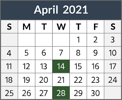 The current week number is wn 13. 2021 Public Service Pay Calendar Canada Ca