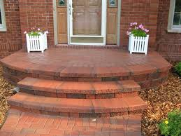 patio steps pea size x: brick doctor bill performs brick pavers repaircleaningsealing of pavers drivewayspool areas and more in canton plymouth northvilleann arbor michigan