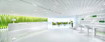 concept office interiors. Astonishing Creative Collaborative Workstations A Corporate Office Modern Open Concept Interiors