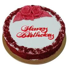 Red Velvet Birthday Cake 1 Kg In Uae Gift Cake Red Velvet Cake 1kg