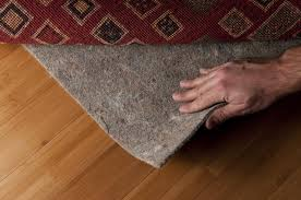 rug pads for hardwood floors give your favorite extra protection with best area waterproof wood crammed safest types of pad homesfeed carpet underlay