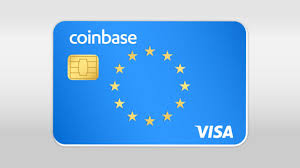 coinbase launches its crypto based visa debit card in uk ing soon for rest of the europe suddl