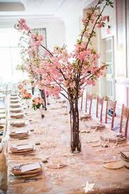 cherry blossom table decorations wedding deco pinterest