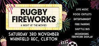 rugby fireworks 2018 hosted by rugby round table