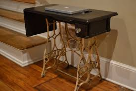 10 Ideas For Repurposing Old Sewing Machines