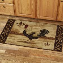 schön best kitchen rugs ideas enchanting rooster kitchen rugs french country harvest napkin on