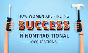 nontraditional jobs you can law degree and should infographic nontraditional jobs you can law degree and should infographic women are finding opportunities the skilled