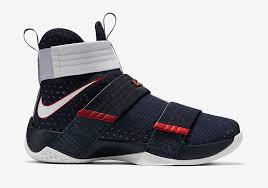 lebron james shoes soldier 10 low. cavs kicks: nike lebron soldier 10 \u201cusa\u201d lebron james shoes low
