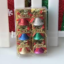 Us 669 Kreative Weihnachten Christbaumschmuck Glocken Ornamente Tür Ornamente Szene Szene Layout Dressing Liefert Anhänger In Kreative Weihnachten