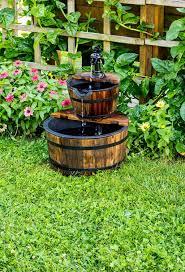 Outside Water Fountain Designs 22 Outdoor Fountain Ideas How To Make A Garden Fountain