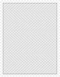 Free Isometric Graph Paper Grid Paper Printable Isometric