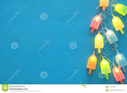Garland Red Light Camera Ticket Top View Image Of Ice Cream Cute Party Garland Lights Over