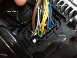 halogen to xenon conversion wiring errorless phase 1 page 6 i am doing this on pre lci e90 can somebody please identify these wirings and what they are for