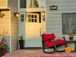 craftsman single 36 x80 fiberglass dutch door with 2 sidelights plastpro drf3cg000 front