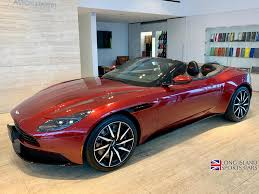 Used 2020 Aston Martin Db11 Volante For Sale Special Pricing Aston Martin Long Island Stock 2383