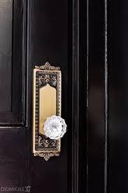 glass door knobs on doors. Gorgeous Door Plate And Glass Knob.   Come Inside. Pinterest Knobs, Doors Knobs On T