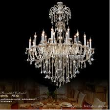 luxurious european style lighting large crystal chandeliers contemporary crystal lighting big hotel banquet hall crystal chandelier light vintage chandelier