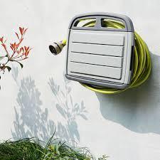 china plastic garden hose reel hanger holder with storage cabinet hose hanger hose cupboard hanging reel