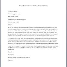 complaint letter for mortgage payment problems smart letters complaint letter for mortgage payment problems