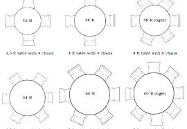 8 ft table seats round tables seating 6 foot round table seats how many 5 foot