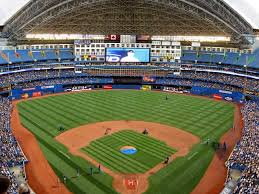 Rogers Skydome Seating Chart Toronto Blue Jays Rogers Centre Seating Map Toronto Blue