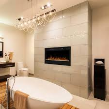 dimplex wickson 34 inch wall mount electric fireplace glass embers blf34 gas log guys