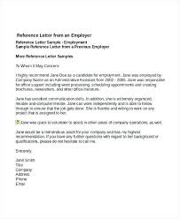 Endorsement Letter Template Sample Endorsement Letter Crna ...