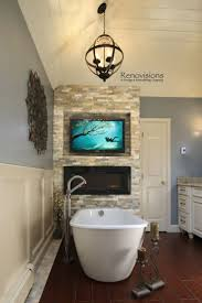 Best  Bathroom Televisions Ideas On Pinterest Tub Surround - Tv for bathrooms