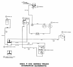 ford f100 truck 1964 overdrive wiring diagram all about wiring 1966 ford f100 ignition switch wiring at 1966 Ford F100 Wiring Diagram