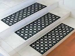 rubber stair tread mats benefits home interior design using white stairs combine with anti slip