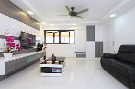 HDB Interior Design In Singapore  4 Room Flat At Jurong East 4 Room Flat Design