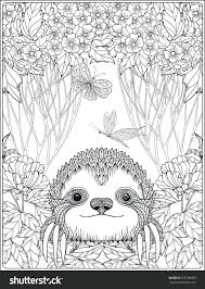 Forest Coloring Pages Printable For Print Jokingartcom Forest