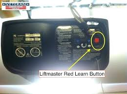 liftmaster program car garage door opener interior furniture how to change the codes and your neighbors