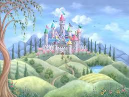 castle mural princess mural wall murals