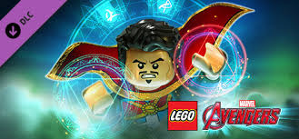 LEGO® <b>MARVEL's Avengers</b> DLC - All-New, All-Different <b>Doctor</b> ...