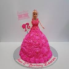 Sell Unyuu Barbie Cake From Indonesia By Khena Cakecheap Price