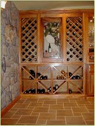 Kitchen Wine Rack Kitchen Wine Cabinet U Shape Kitchen Decoration Using Mahogany
