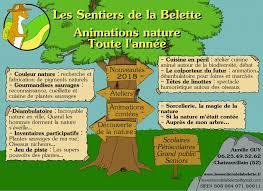 Activités Grand Public Les Sentiers De La Belette
