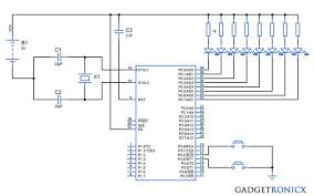circuit diagram of traffic light controller using 8051 circuit diagram of traffic light controller using 8051 wirdig on circuit diagram of traffic light controller
