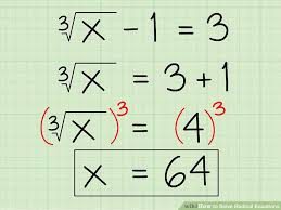 image titled solve radical equations step 4