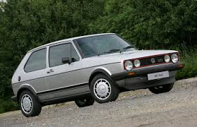 VW Golf Mk I GTi group 2 (1976) - Racing Cars