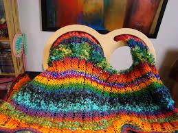 Loom Knitting Patterns Blanket Custom Design Ideas